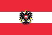 Østrig Flag